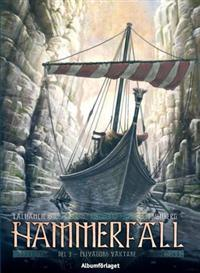 Elivågors väktare (Hammerfall #3)