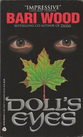 Image result for Doll's Eyes By Bari Wood