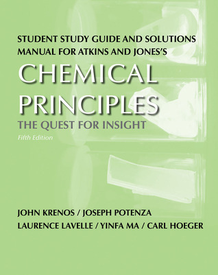chemical principles 7th edition pdf atkins