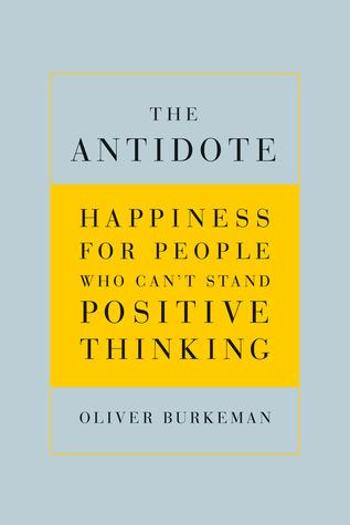 The antidote burkeman