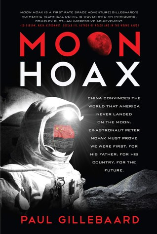Moon Hoax by Paul Gillebaard