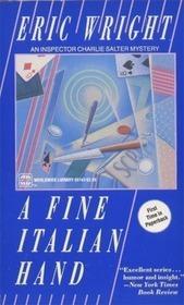 A Fine Italian Hand (Charlie Salter, #9)
