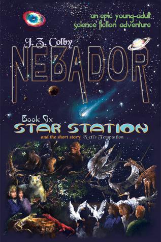 Star Station by J.Z. Colby