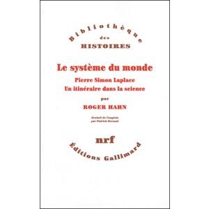 Le Système du monde by Roger Hahn