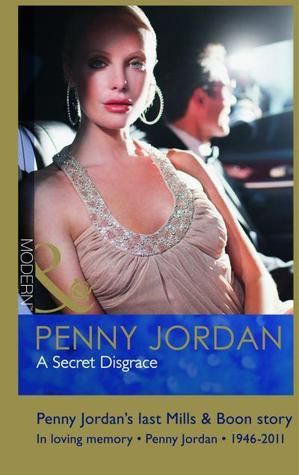Download PDF Secret Disgrace - 100% free Book by Penny Jordan