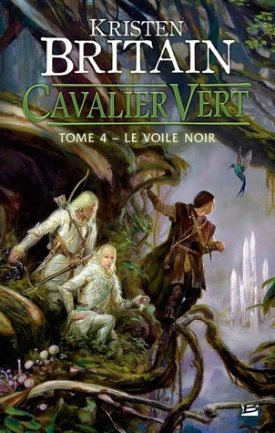 Le Voile Noir (Cavalier Vert tome 4)