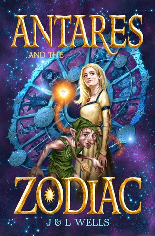 Antares and the Zodiac by J.  Wells
