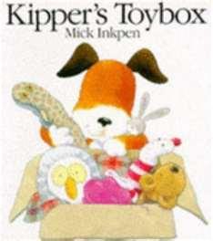 Kipper's Toybox by Mick Inkpen