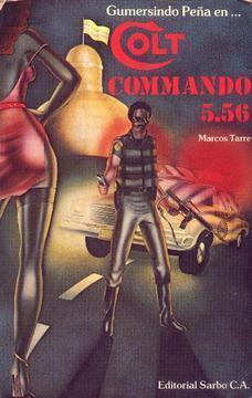 Colt Commando 5.56