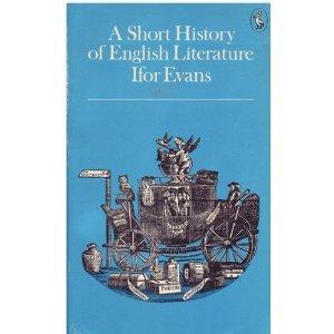 short history of literature