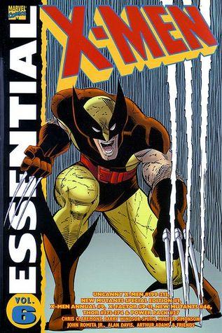 Essential X-Men, Vol. 6