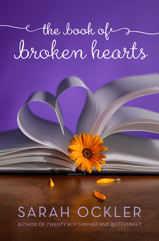 Image result for the book of broken hearts