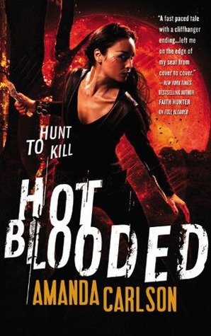 Hot Blooded(Jessica McClain 2)