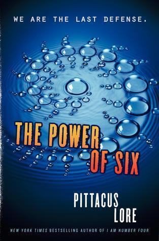 The Power of Six (Lorien Legacies, #2)