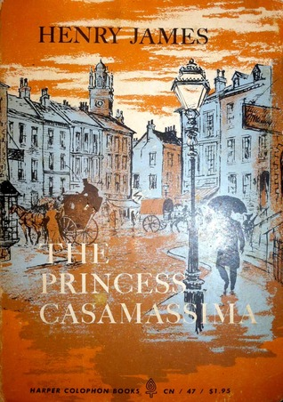 Dusty (Bethany, WV)'s review of Princess Casamassima