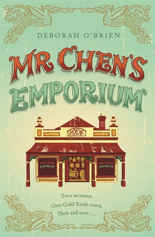 Mr Chen's Emporium by Deborah O'Brien