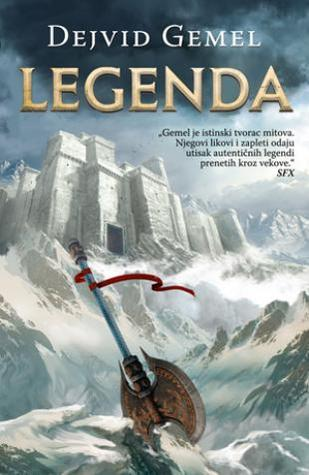 Ebook Legenda by David Gemmell DOC!