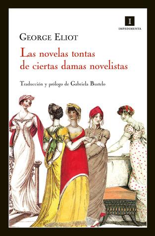 Las novelas tontas de ciertas damas novelistas