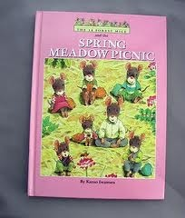 The 14 Forest Mice and the Spring Meadow Picnic