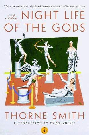 The Night Life of the Gods