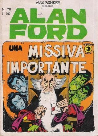 Alan Ford n. 78: Una missiva importante