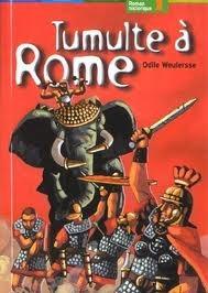 Tumulte à Rome