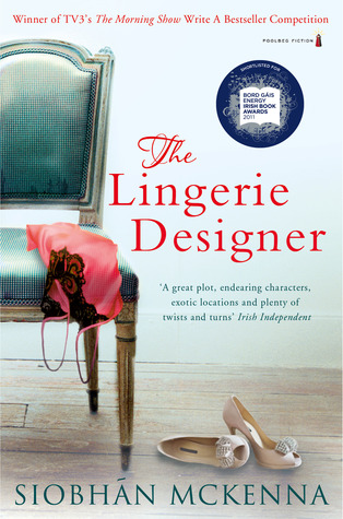 The Lingerie Designer by Siobhan  McKenna