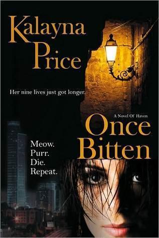 Once Bitten(Haven 1)