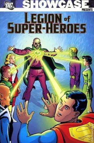 Showcase Presents: Legion of Super-Heroes, Vol. 3