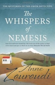 The Whispers of Nemesis (The Greek Detective, #5)
