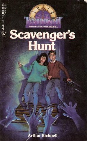 Scavenger's Hunt (Twilight: Where Darkness Begins #26)
