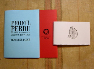 Profil Perdu (Limited Edition Chapbook