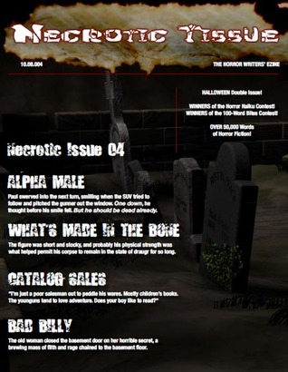 Necrotic Tissue, Issue #4