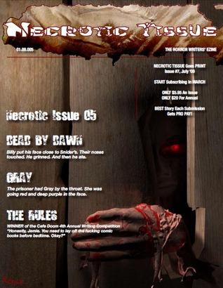 Necrotic Tissue, Issue #5