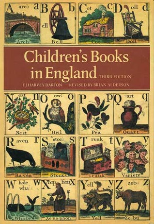 Children's Books in England: Five Centuries of Social Life