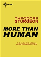 More Than Human por Theodore Sturgeon