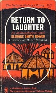 return to laughter Get this from a library return to laughter [elenore smith bowen.