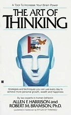 Image result for THE ART OF THINKING