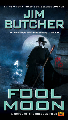 Fool Moon by Jim Butcher - My Review