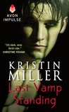 Last Vamp Standing (Vampires of Crimson Bay, #3)