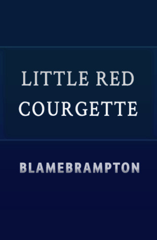 Little Red Courgette