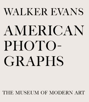 Walker Evans by Walker Evans