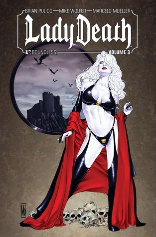 Lady Death Volume 3