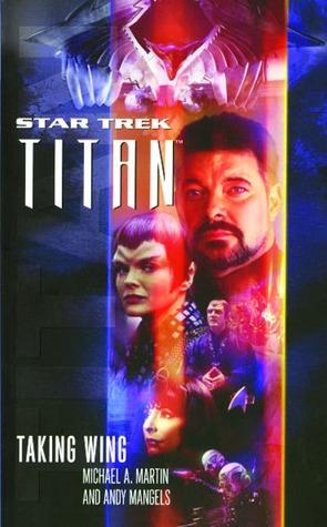 Titan #1: Taking Wing: Taking Wing