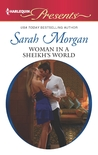 Woman in a Sheikh's World (The Private Lives of Public Playboys #2)