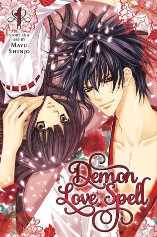 Demon Love Spell, Vol. 1 (Ayakashi Koi Emaki, #1)