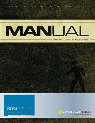 Manual Bible for Men-NIV