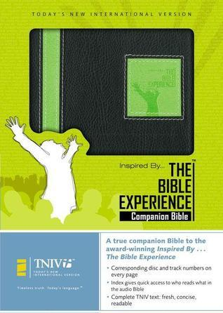 Inspired by the Bible Experience Companion Bible-TNIV