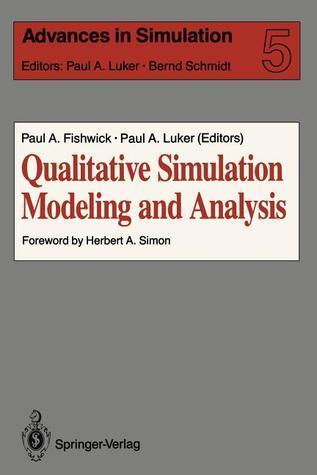 Qualitative Simulation Modelling and Analysis
