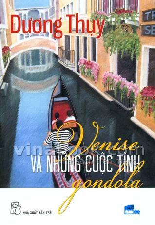 Venise và những cuộc tình Gondola